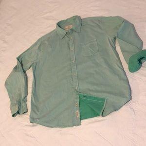 Original Weatherproof Vintage Button Down Shirt